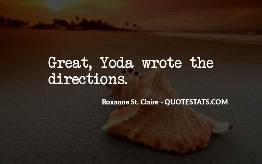 Quotes About Yoda #1208608
