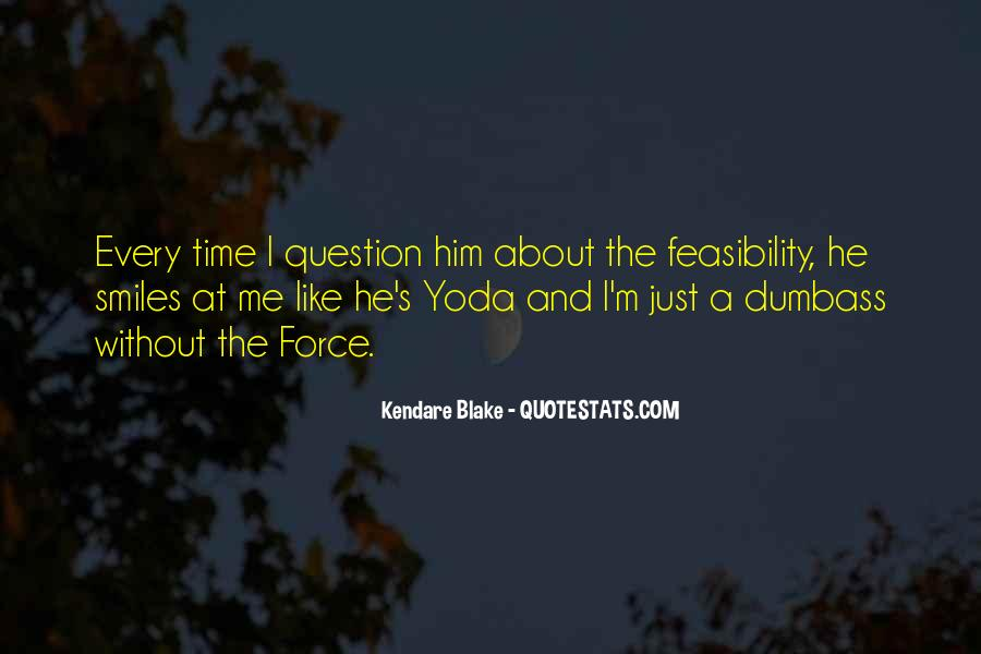 Quotes About Yoda #1285745