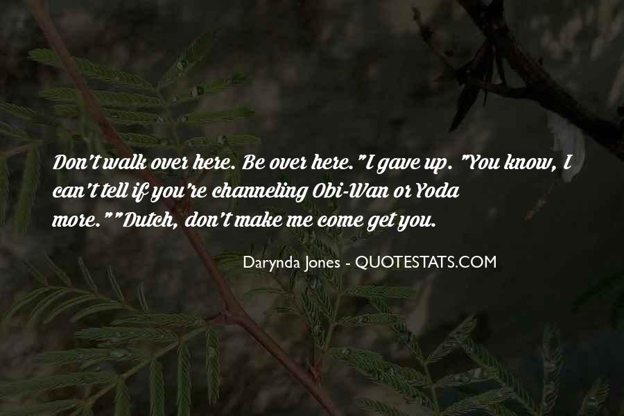 Quotes About Yoda #1435726