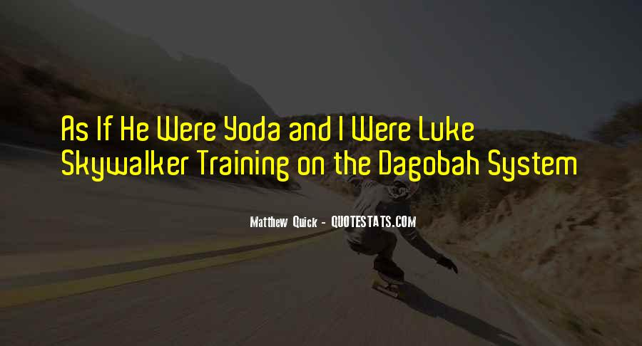 Quotes About Yoda #1627407