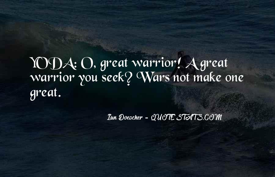 Quotes About Yoda #1671452