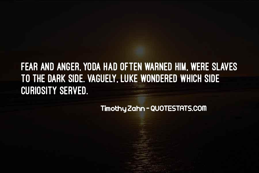 Quotes About Yoda #269948