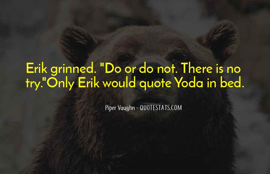 Quotes About Yoda #334273