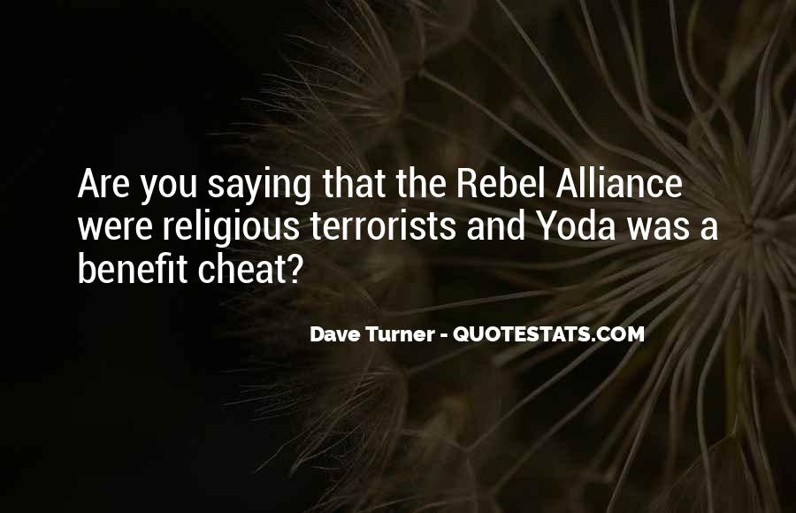 Quotes About Yoda #482242