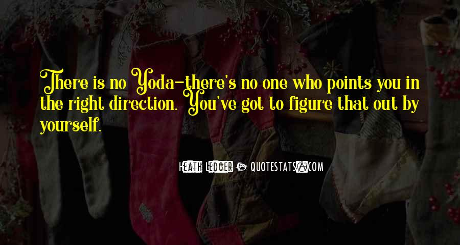 Quotes About Yoda #548055