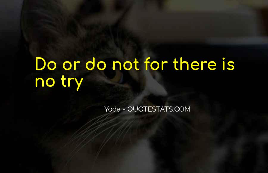 Quotes About Yoda #660207