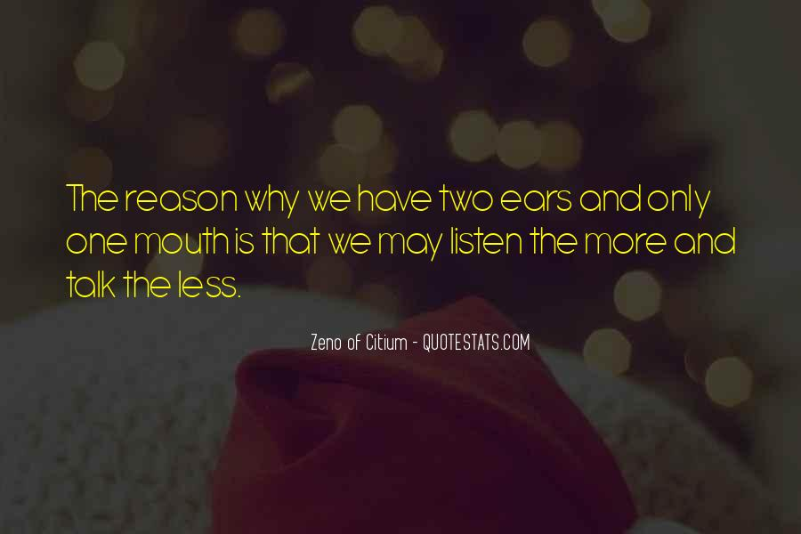 The Only Reason Quotes #141240