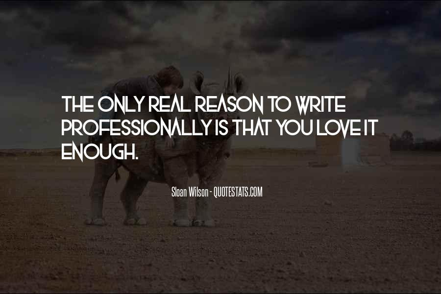 The Only Reason Quotes #75865