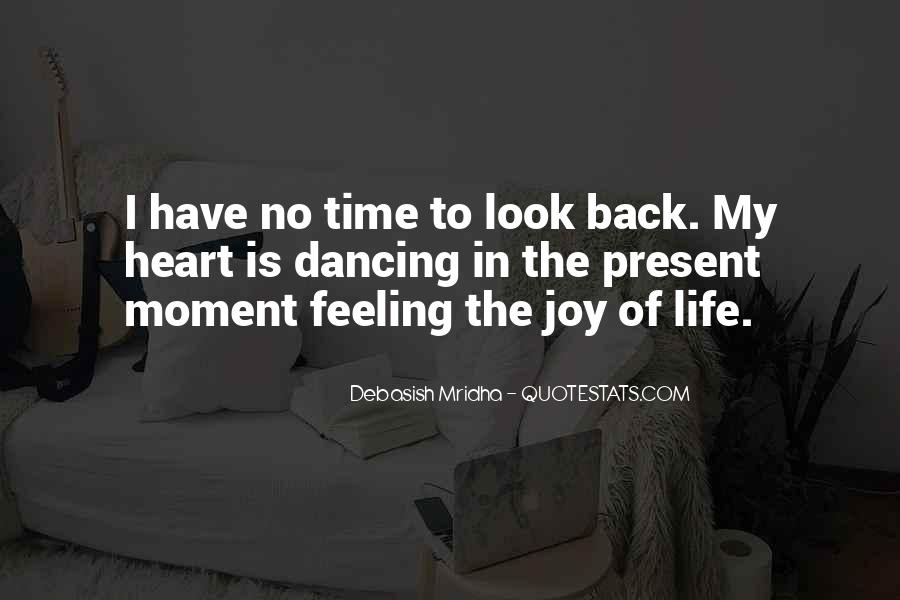 The Only Time You Should Look Back Quotes #59729