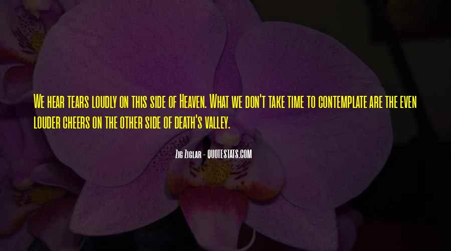 The Other Side Of Heaven Quotes #1486808