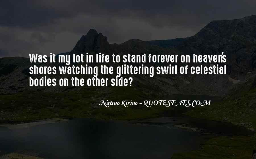 The Other Side Of Heaven Quotes #1802425
