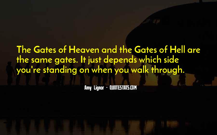 The Other Side Of Heaven Quotes #469794