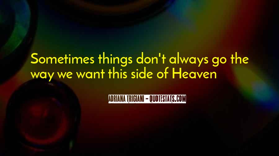 The Other Side Of Heaven Quotes #596298