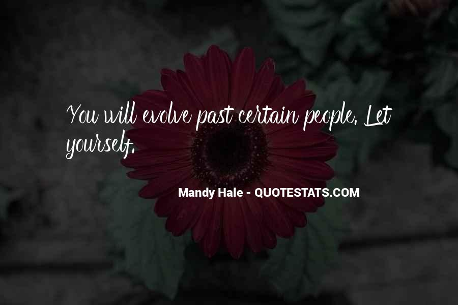 The Past Friends Quotes #805755
