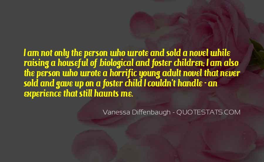 The Past Still Haunts Me Quotes #258033