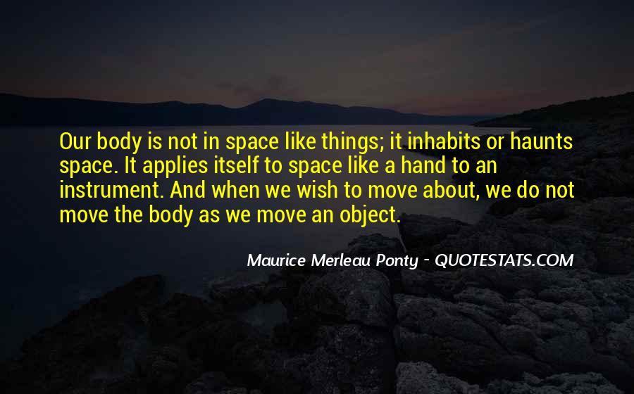 The Past Still Haunts Me Quotes #319359