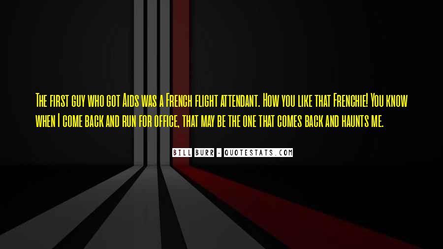 The Past Still Haunts Me Quotes #422159