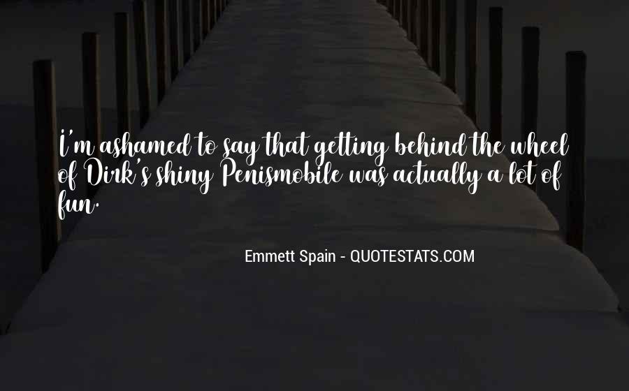 The Past Still Haunts Me Quotes #479956