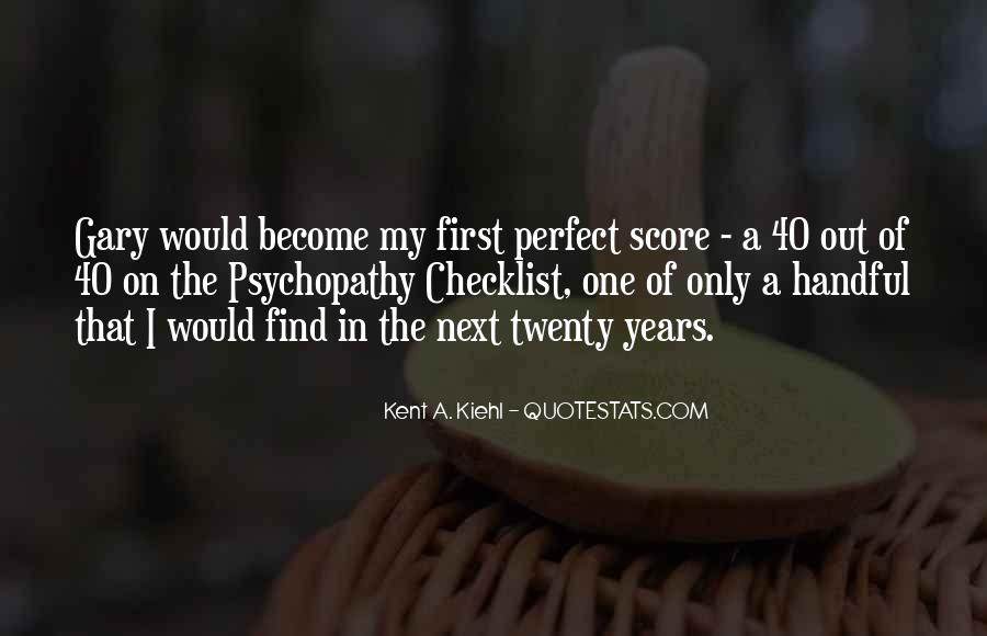 The Perfect Score Quotes #541301