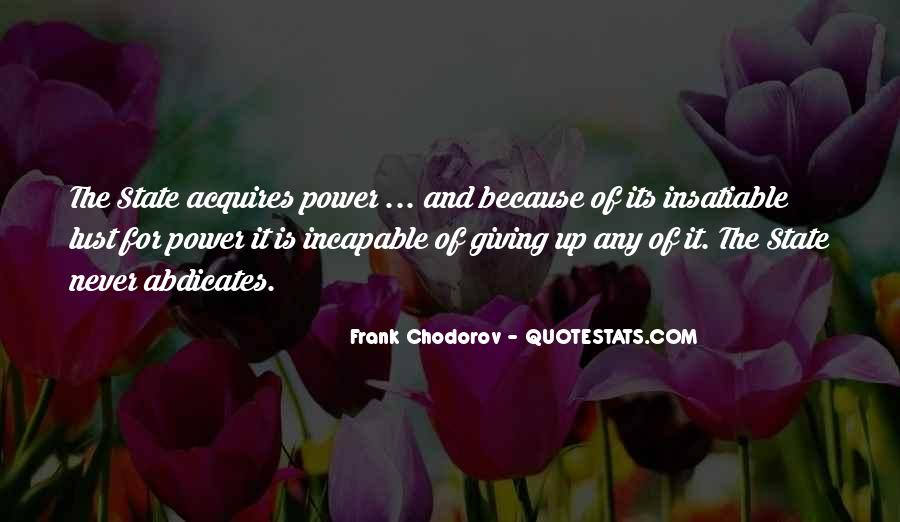 The Power Of Giving Quotes #185649