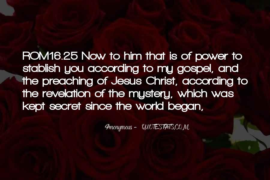 The Power Of Now Jesus Quotes #1523932