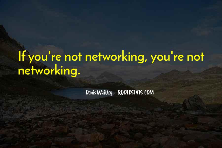The Power Of Social Networking Quotes #1636402