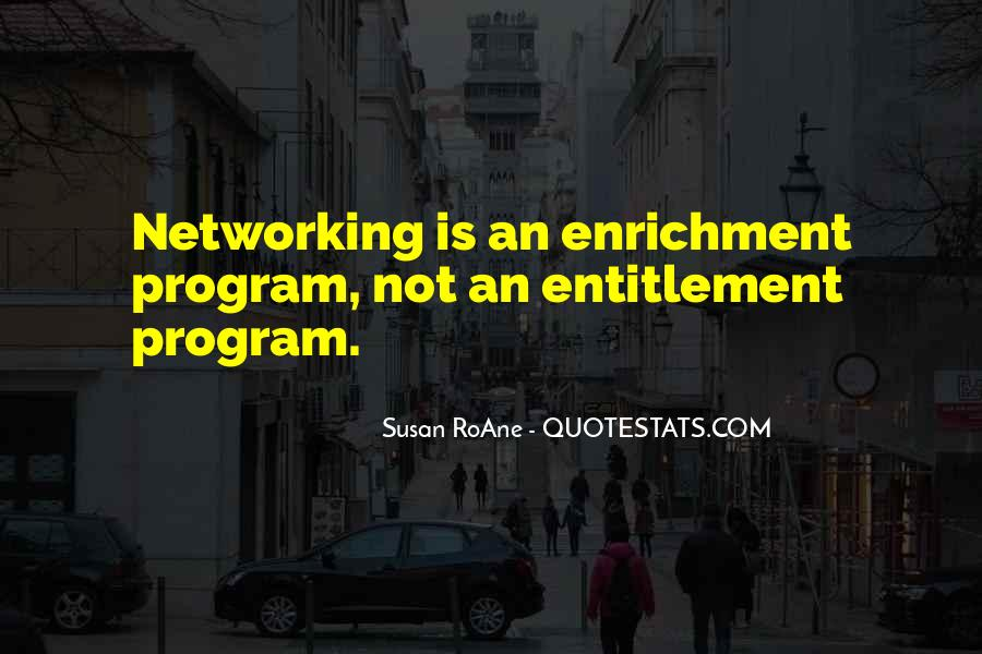 The Power Of Social Networking Quotes #1801676