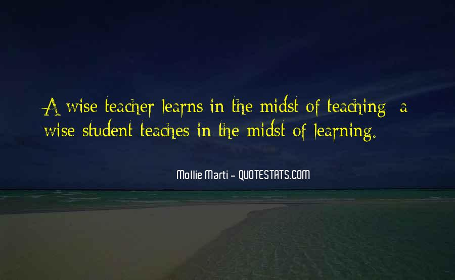 The Purpose Of Learning Quotes #111373