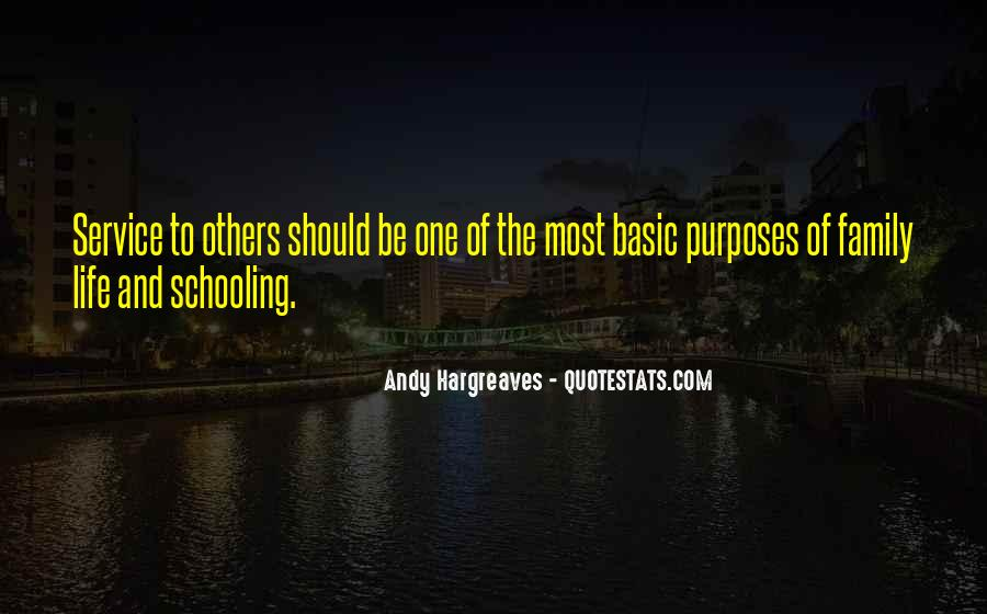 The Purpose Of Learning Quotes #282909