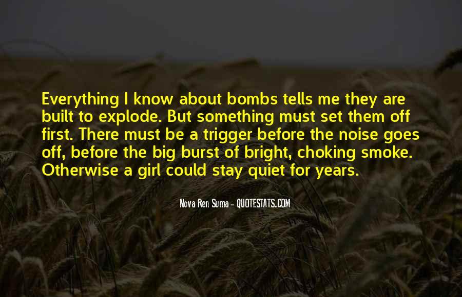 The Quiet Girl Quotes #1087045
