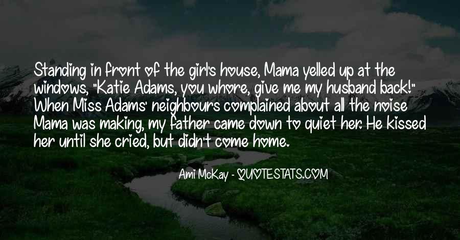 The Quiet Girl Quotes #1175150