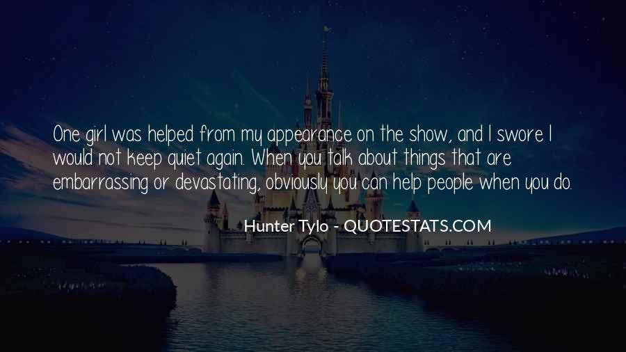 The Quiet Girl Quotes #1299692
