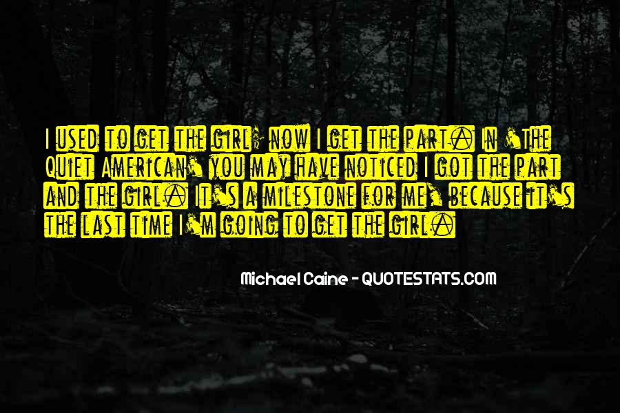 The Quiet Girl Quotes #1329899