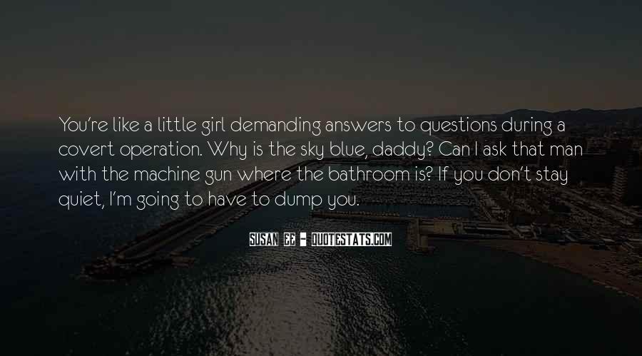 The Quiet Girl Quotes #1523614