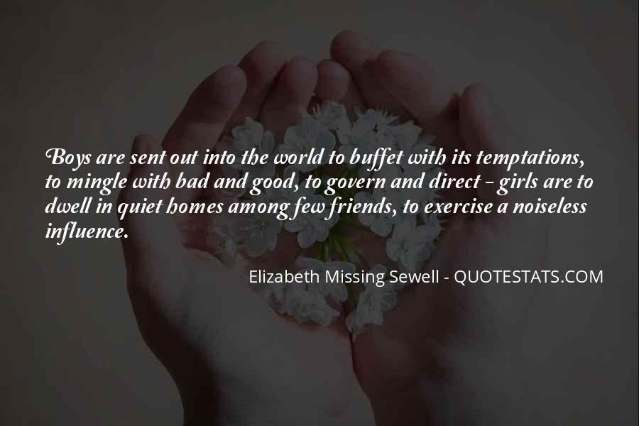 The Quiet Girl Quotes #1618880