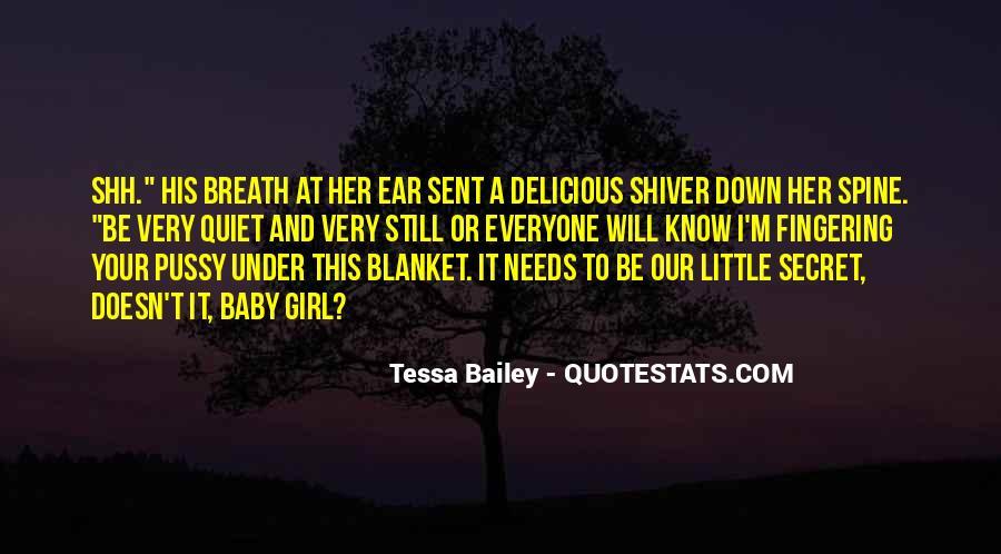The Quiet Girl Quotes #451135