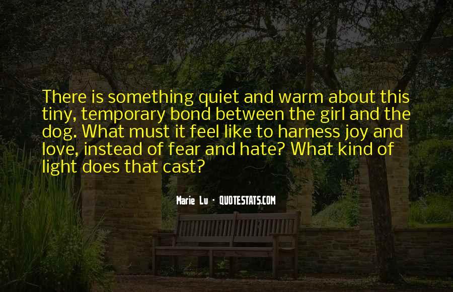 The Quiet Girl Quotes #753441
