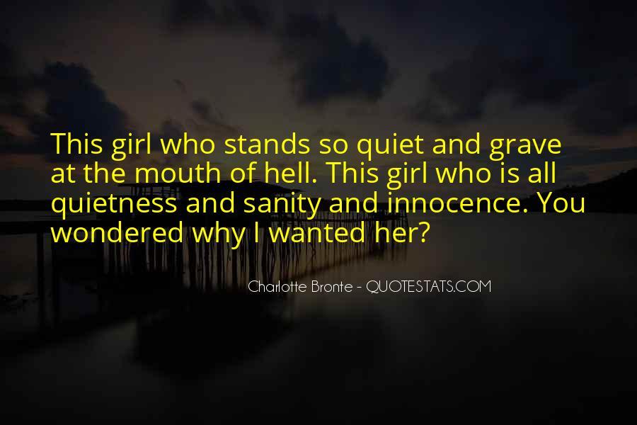 The Quiet Girl Quotes #794595