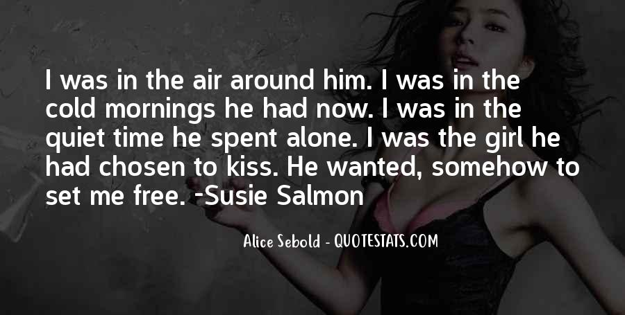 The Quiet Girl Quotes #987284
