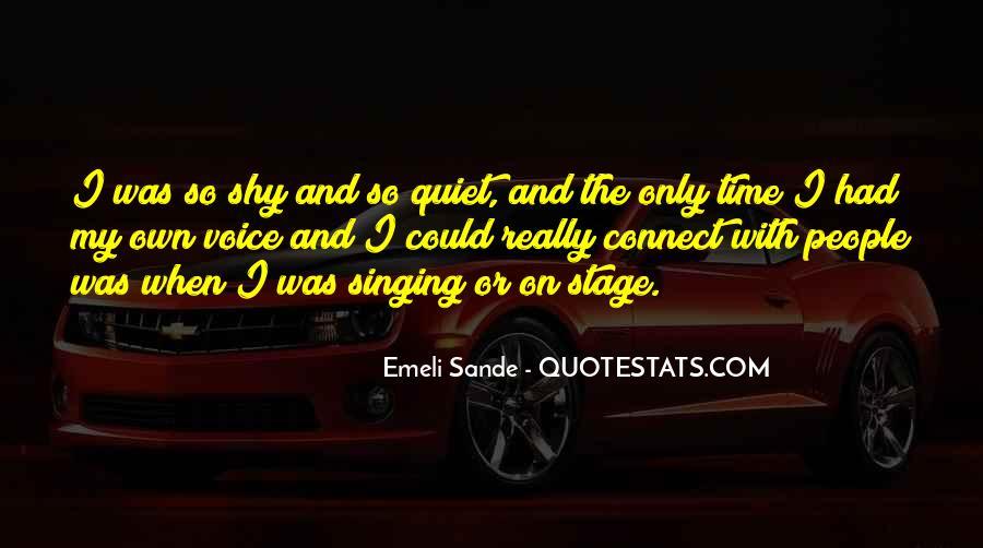 The Quiet Man Quotes #18217