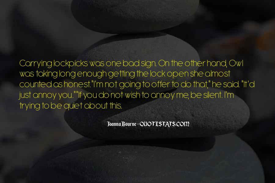 The Quiet Man Quotes #37795