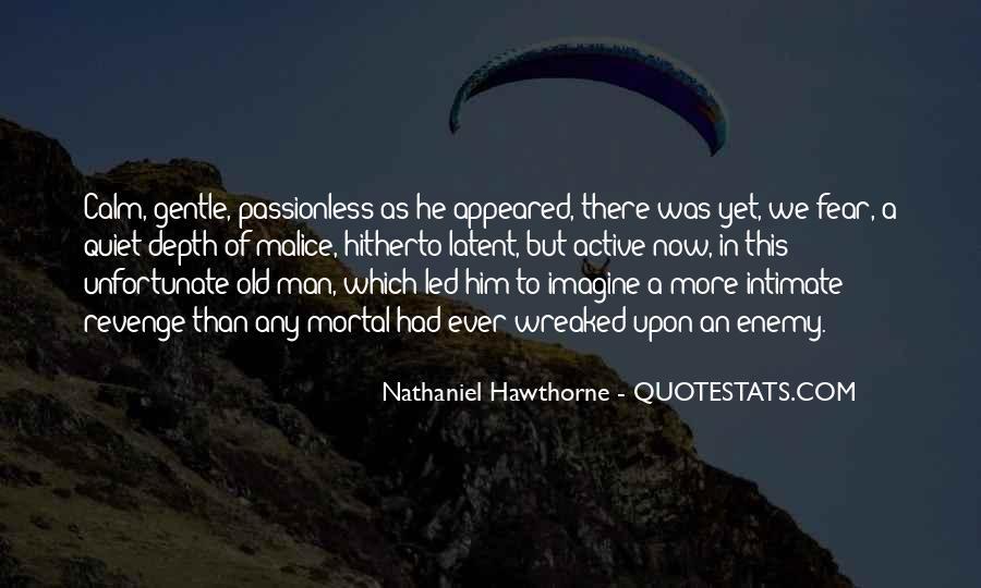 The Quiet Man Quotes #3922