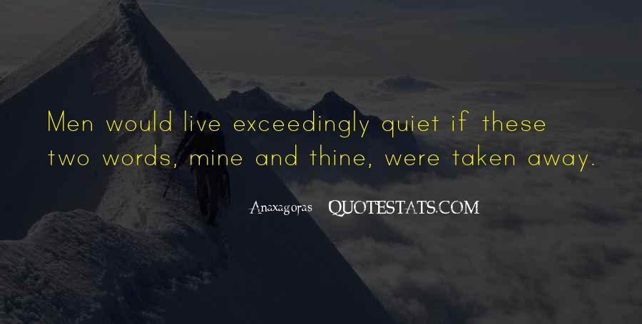 The Quiet Man Quotes #40309