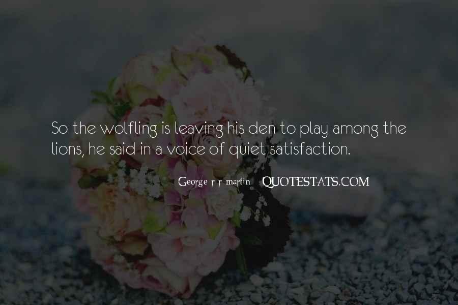 The Quiet Man Quotes #42482