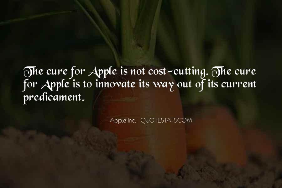 Quotes About Apple Inc #345624