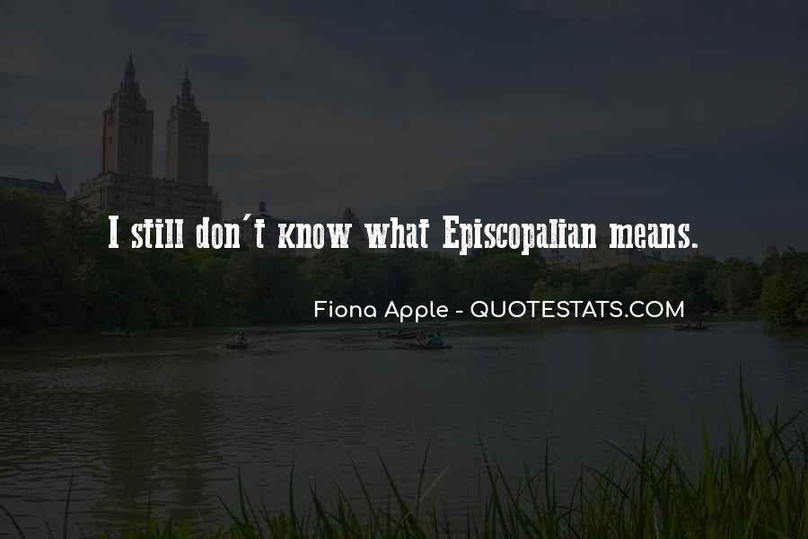 Quotes About Apple Inc #3974