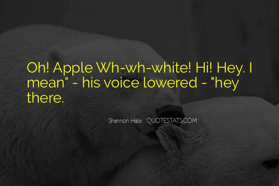 Quotes About Apple Inc #48337