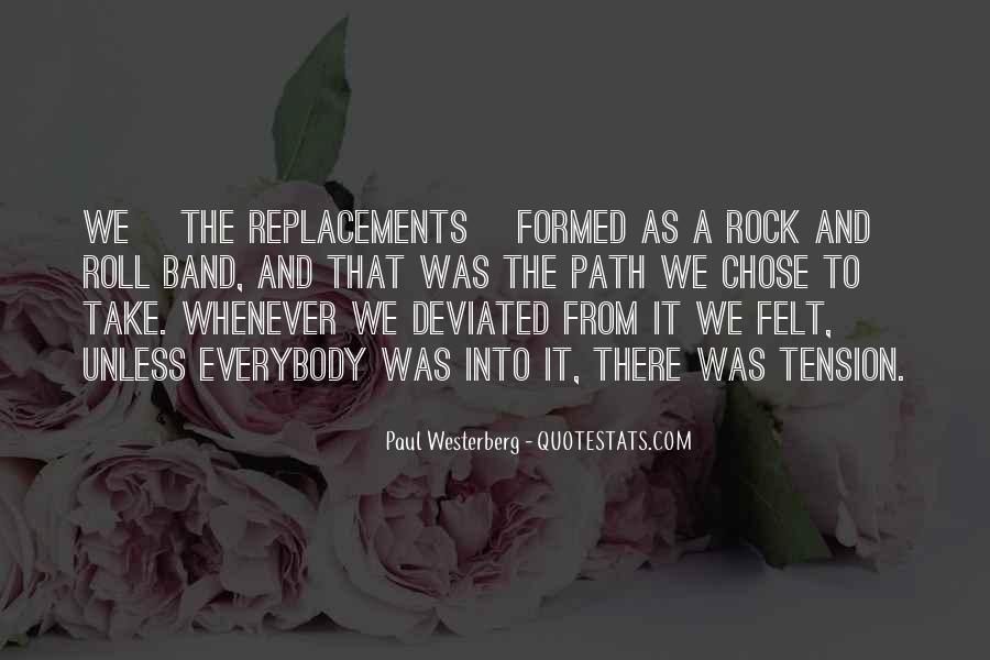 The Replacements Band Quotes #228917