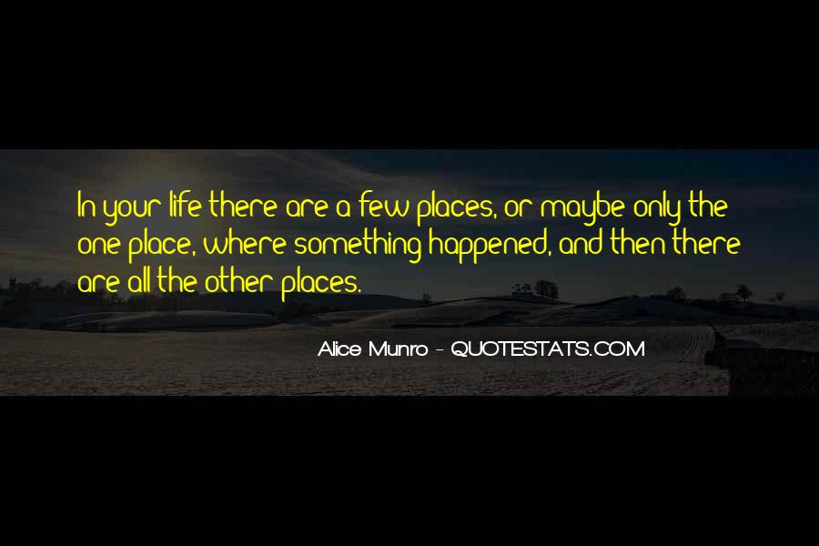 Quotes About Alice Munro #102557