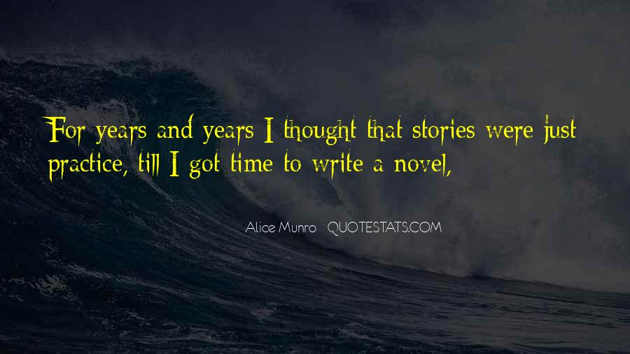 Quotes About Alice Munro #203301